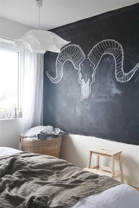 cool chalkboard bedroom decor ideas  rock interior decorating  home design ideas