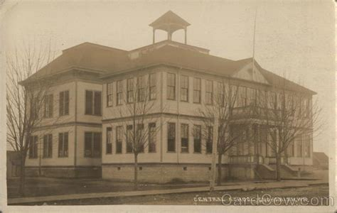 Snohomish Superior Court Search Central School Snohomish Wa Postcard