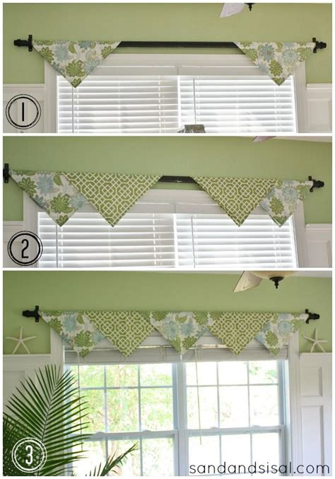 no sew curtain ideas 25 best curtain ideas on pinterest window curtains