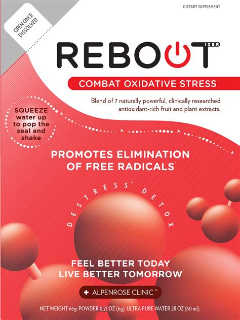 Accelerated Cellular Detox by Rebootizer Spokesperson Chazz Weaver To Address Fitness