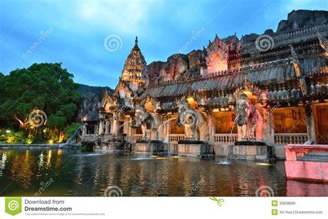 theme park phuket fantasea phuket royalty free stock image image 30838896