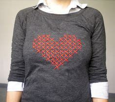 Sweater Uber With Back Print cross stitch sweater and cross stitch on