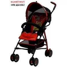 Gb Stroller 613 Strete Black sweet st102 purple lighweight 3 5kg recline