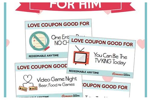 printable love coupons for adults
