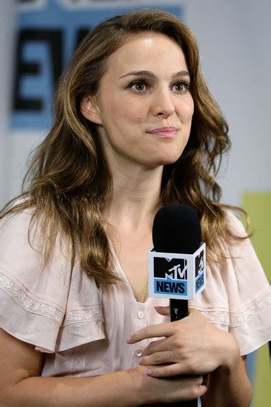 Natalie Portman Is Open To A Affair by Natalie Portman Photos Myspace And Mtv Tower During