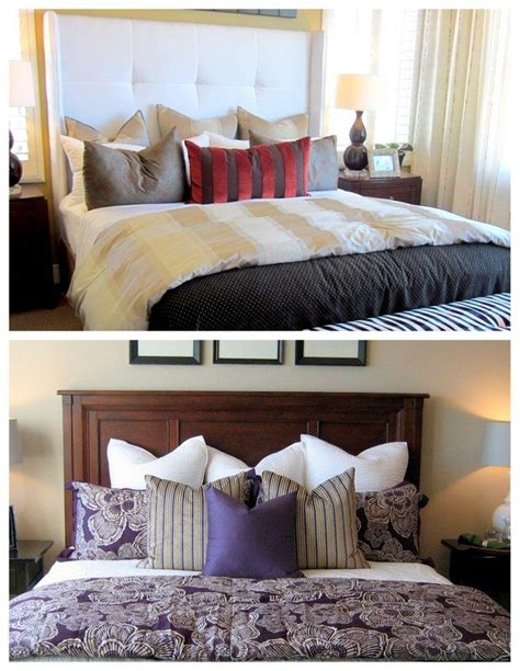 pillows on a bed how to arrange bed pillows pillow talk