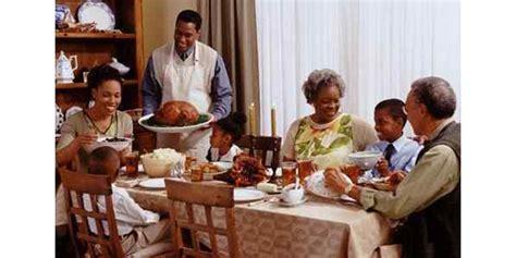 black dinner field negro giving thanks