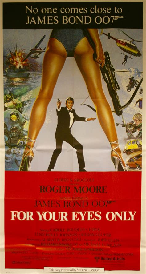 film james bond for your eyes only for your eyes only poster www imgkid com the image kid