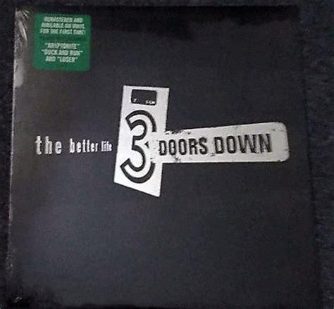 popsike 3 doors the better vinyl lp