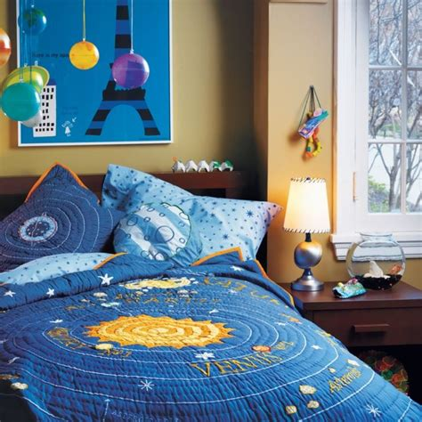 solar system bedroom outer space room by the land of nod for my sweeties