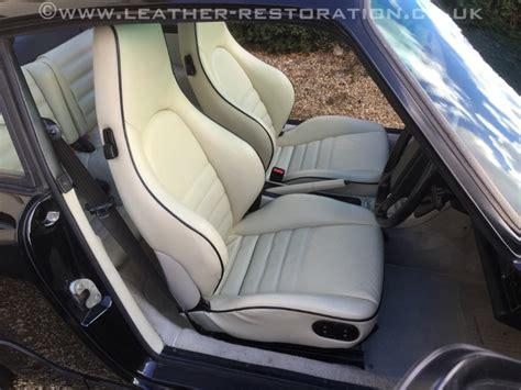porsche 911 interior restoration leather restoration porsche 911 964 1989