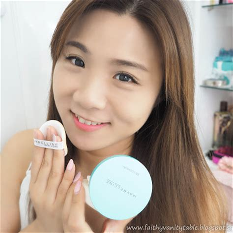 Maybelline Bb Cushion Fresh Matte Review Indonesia singapore travel and lifestyle maybelline bb fresh matte cushion review
