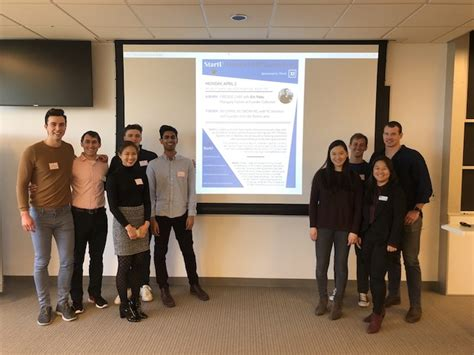 Wharton Mba Startups by Wharton Mba Launches Startu To Find Cus Startups
