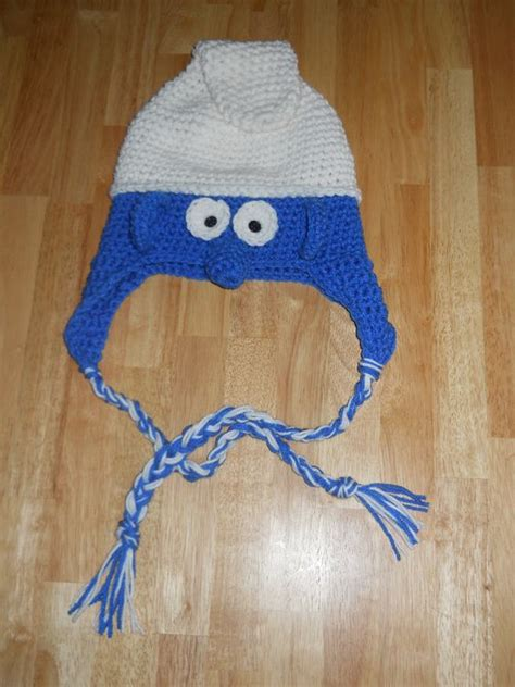 How To Make A Smurf Hat Out Of Paper - crochet smurf hat smurfs hats and crochet