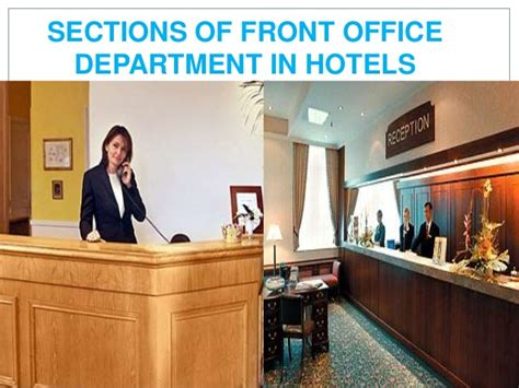 hotels hiring for front desk sections of front office department in hotels