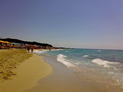 salento turisti per caso spiaggia di lu salentu viaggi vacanze e turismo