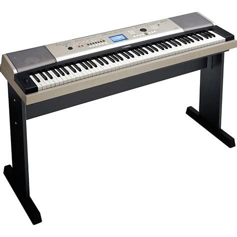 Keyboard Yamaha 88 Key Yamaha Ypg 535 88 Key Portable Grand Piano Keyboard Music123