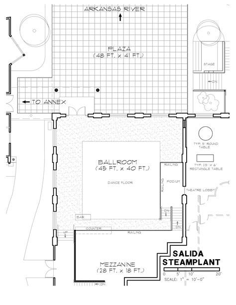 ballroom floor plan ballroom floor plan salida stelant