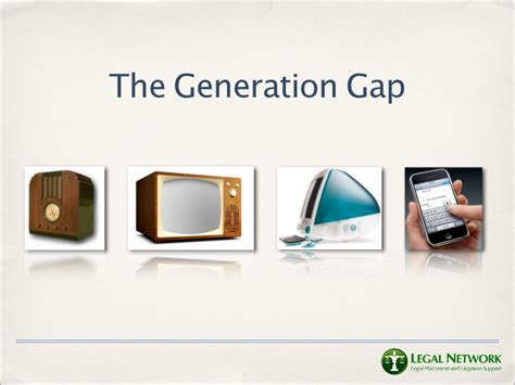 generation gap power point2