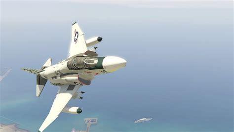 F 4 Phantom Ii mcdonnell douglas f 4 phantom ii gta5 mods