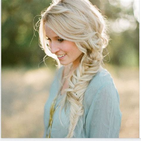 hair styles medival polish chunky messy braid hairstyles 2018 for long hair how to make