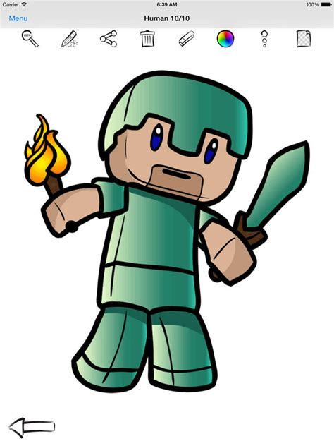 let s draw for chibi minecraft volume apps 148apps let s draw for chibi minecraft volume apps 148apps