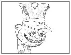tim burton coloring pages slightly warped website