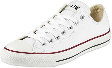 Sepatu Converse Klasik Pendek Putih converse all ox leather shoes white