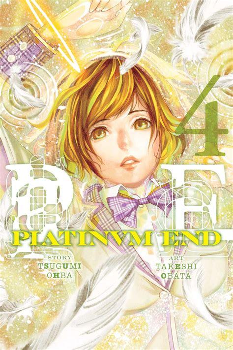 platinum end vol 4 book by tsugumi ohba takeshi obata
