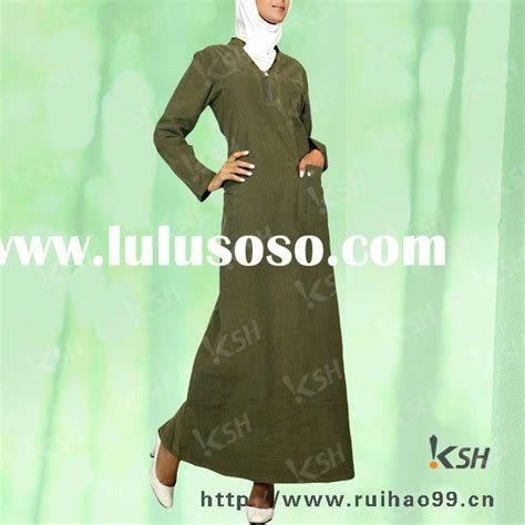 Quality Selling Sogan 4 Fashion Muslim 2012 fashion garments dubai abaya kaftan dress 20240