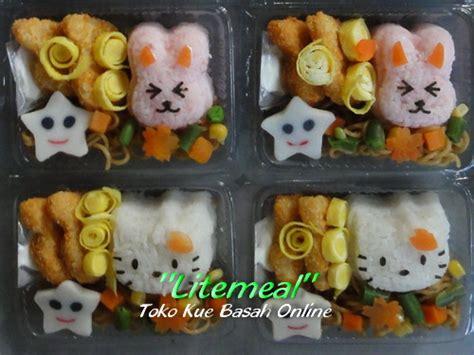 Bento Ulang Tahun nasi bento untuk acara ulang tahun yogyakarta pemesanan 081 2321 50 333 toko kue basah