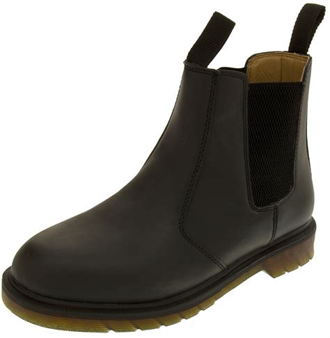 mens leather boots sydney mens northwest territory quot sydney quot leather pull on chelsea