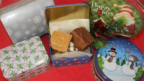 sydney s homemade fudge holiday gift tin catskill