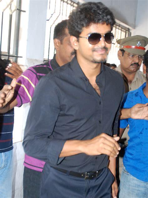actor vijay ji indian sexy actor vijay birthday celebration 2012 at