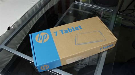 Inside Tomkats New Pad by New Hp Mesquite 7 Quot Tablet Unboxing