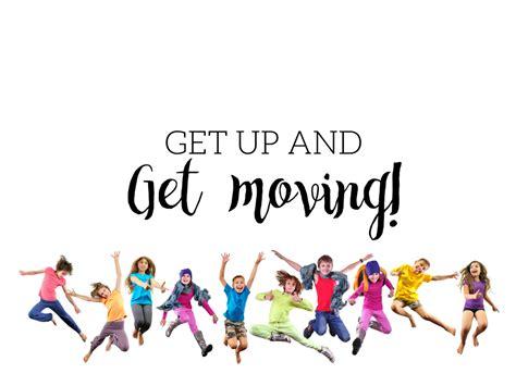 get up get up and get moving kodaly corner