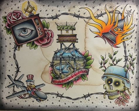 tattoo sheets flash sheets parrish
