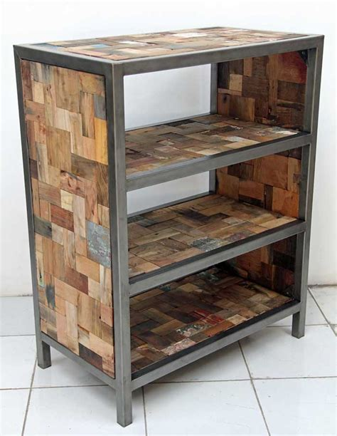 Dressers With Shelves by Dresser With 3 Open Shelves Platform Style From Impact