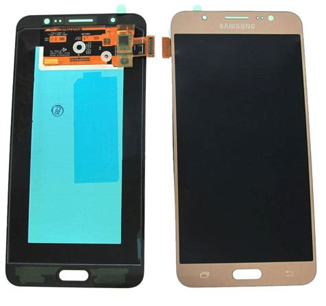 Lcd J7 2016 samsung j710f galaxy j7 2016 lcd display module gold