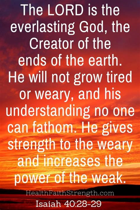 Bible Verses About Strength Verses About Strength And