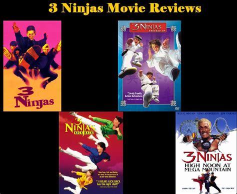 film ninja ubica 2 3 ninjas movies review youtube