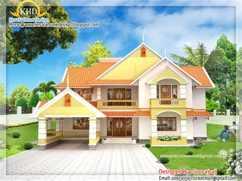 house beatiful kerala home design and floor plans beautiful house elevation