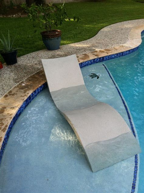 ledge lounger ledge loungers in modern patio furniture and