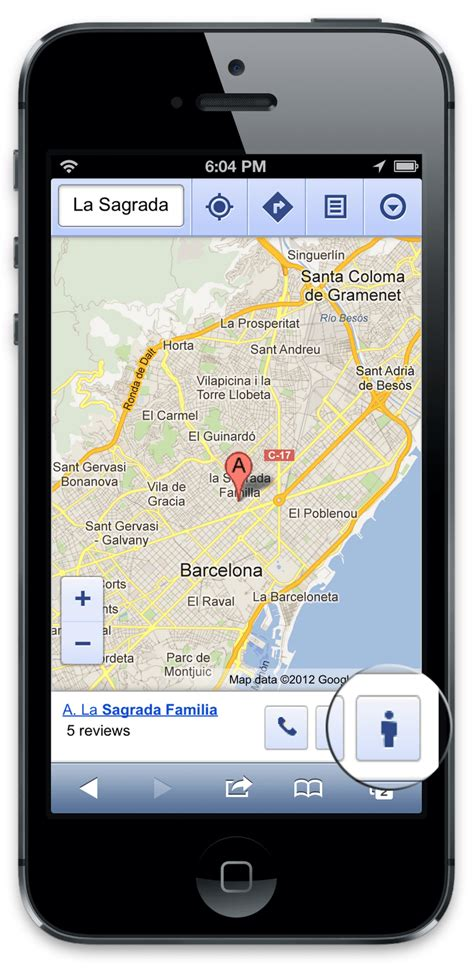 maps mobile 8 best iphone gps navigation apps