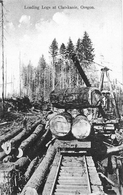 Pictures Of Lumberjacks In Canada