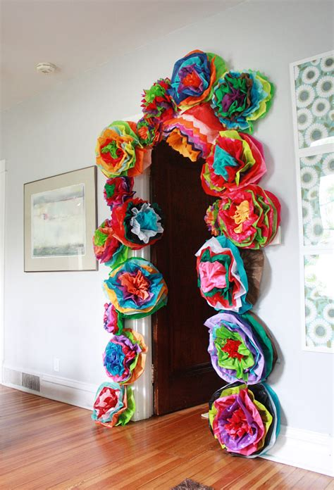 Floral Door Decorations by Friday Flowers Flowers