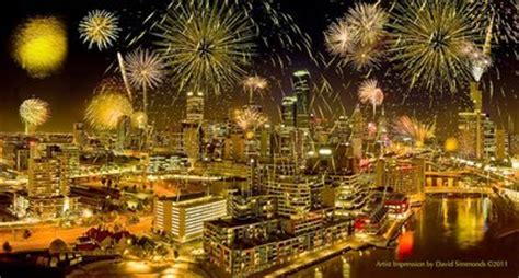 new year 2016 melbourne restaurants where s the best place to new years fireworks in
