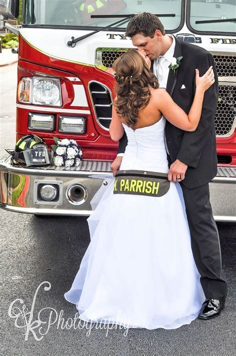 Firefighter wedding   wedding photography   Firefighter