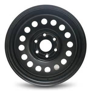 Steel Wheels Chevy Truck 17x7 5 Chevrolet Silverado 1500 Steel Wheel Road Ready
