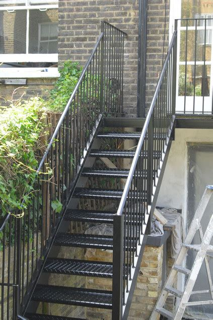 Outdoor Metal Stairs External Steel Staircases Spiral Staircase Stairs